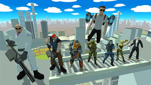 Grand Crime Gangsta Vice Miami screenshot 1