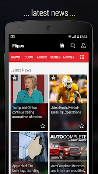 Flipps – Movies, Music and News