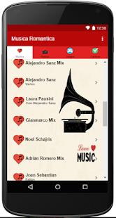 Musica Romantica en Español Gratis - náhled