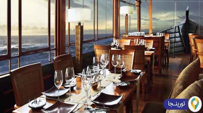 رستوران قایق برنج کرالا