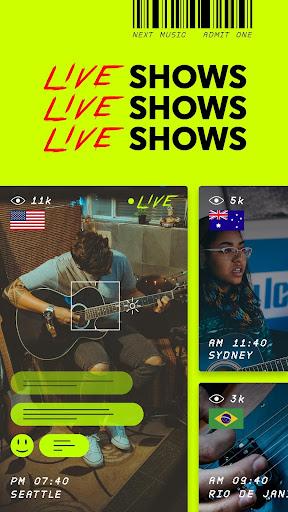 NEXT Music 3.14.2.7772 screenshots 3