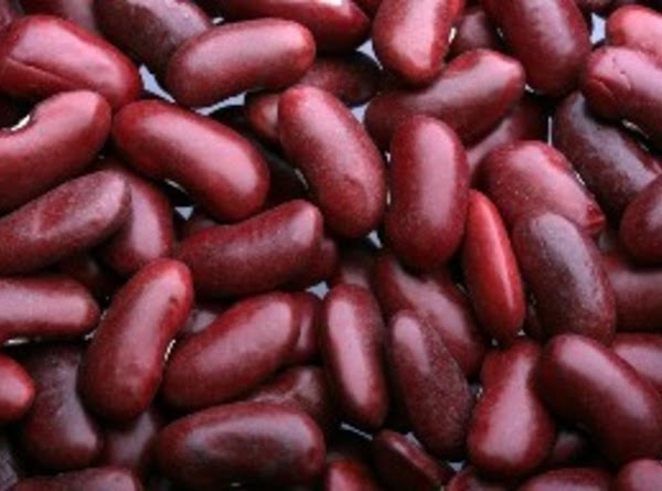 Soak beans overnight in cold water.     Drain and put the...