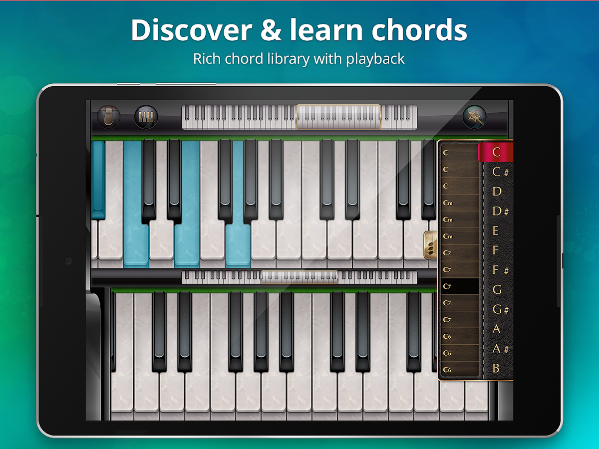 Piano Free - Keyboard with Magic Tiles Music Games- screenshot