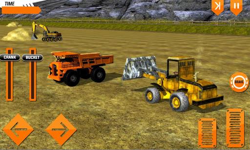 模擬必備免費app推薦|Construction Truck Hill Sim線上免付費app下載|3C達人阿輝的APP