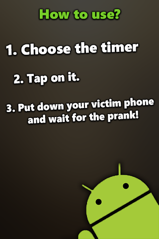 android System Error for Android Prank Screenshot 1