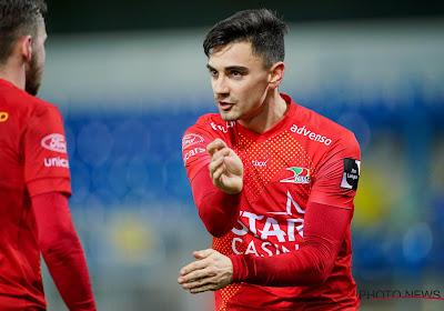 """Interessante wingback van KV Oostende geeft zijn club """"75 procent kans"""": """"Ik zou zelfs ontgoocheld zijn als we het niet halen"""""""