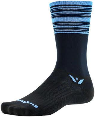 Swiftwick Aspire Seven Stripe Socks - 7 inch alternate image 0