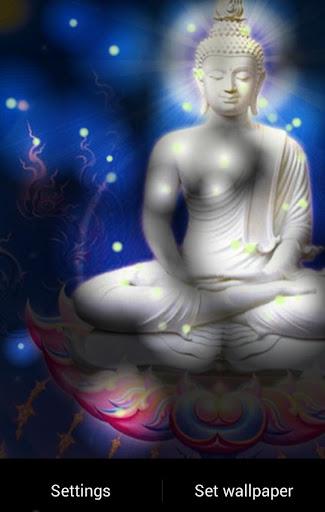 Gautam Buddha Fireflies LWP