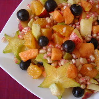 High Raw Food ~ Mixed Fruit Salad
