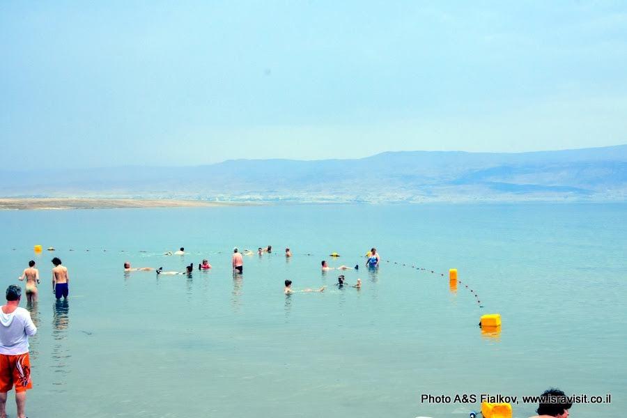 Экскурсии и отдых на Мертвом море.