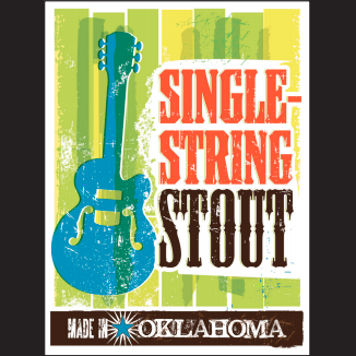 Logo of Bricktown Single String Stout