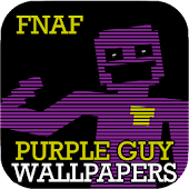 Purple Guy Wallpaper