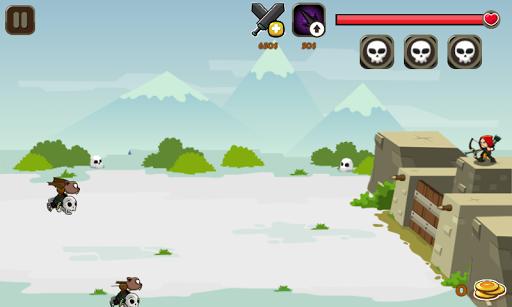 Robinhood War Defense screenshot 3
