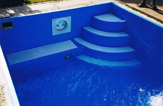 Poolsanierung - Beispiel nachher