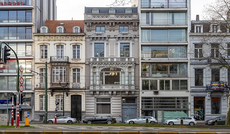 Hôtel particulier Ixelles