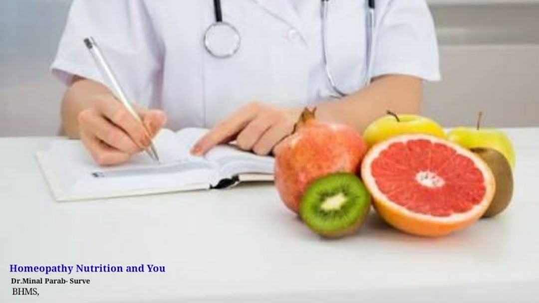 Dr Minal Parab-Surve  Homoeopathy Nutrition & You - Doctor