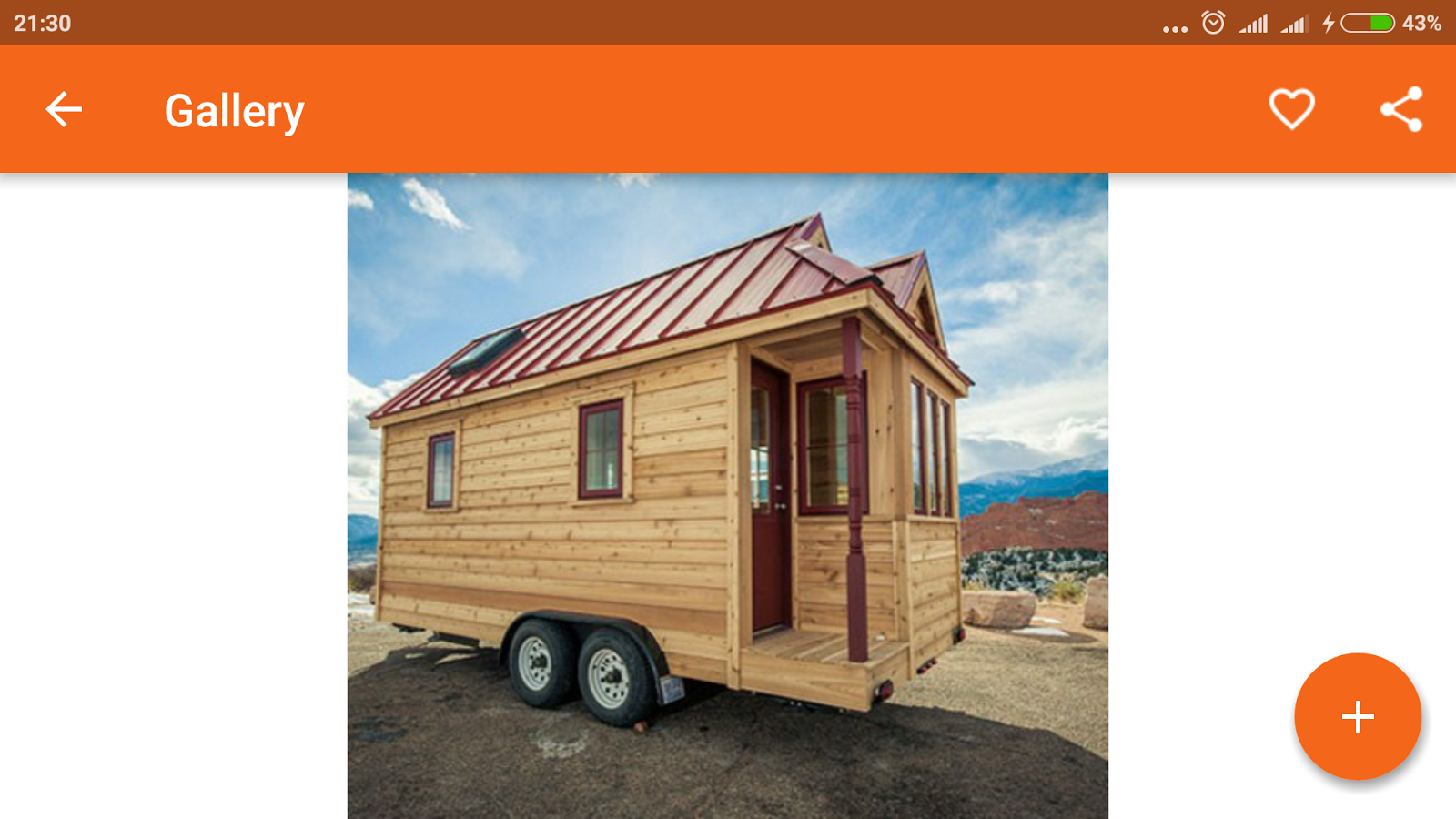 Tiny House Design Plans- screenshot