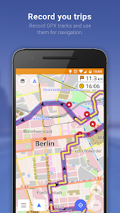 Maps & Navigation — OsmAnd+ v2.4.6