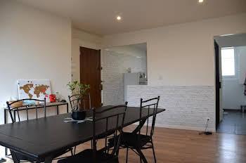Appartement meublé 4 pièces 58 m2