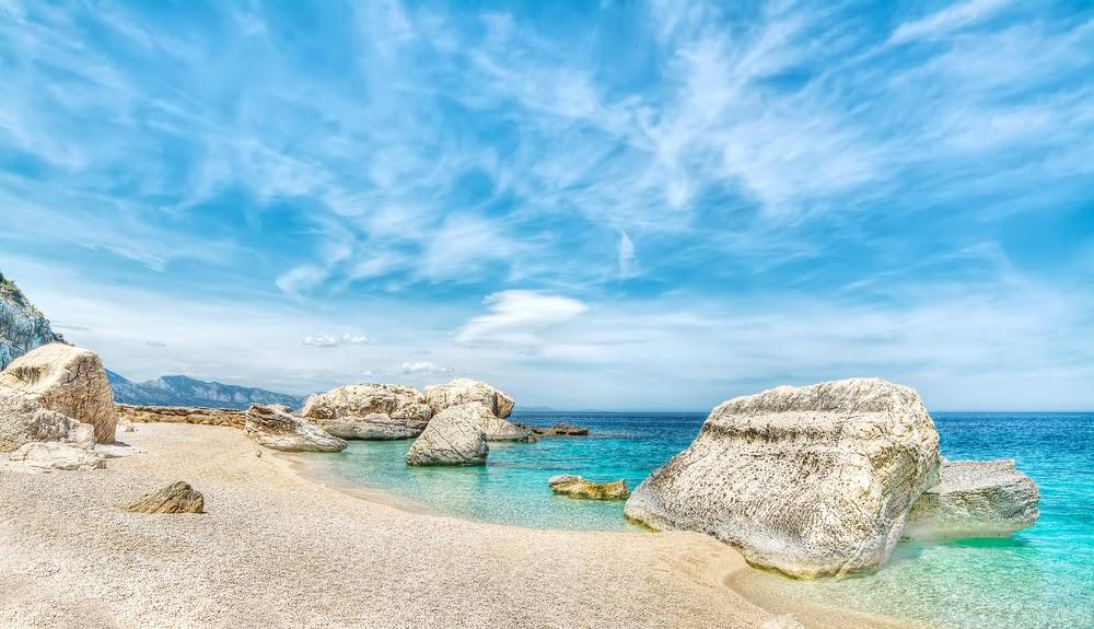 mejores playas de cerdeña