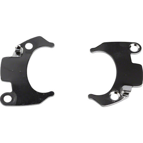 Campagnolo Pro-Fit Plus Standard 27 Degree Pedal Plate - Pair