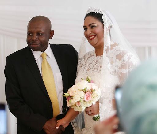 Hlophe Weds In Muslim Ceremony