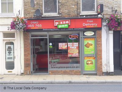 Pizza Pan On Andover Road Fast Food Takeaway In Winchester