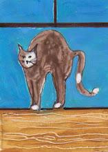 Photo: Cat In A Window 3
