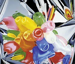Photo: Tulips, 1995–98  © Jeff Koons