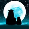 Polar Bear Love icon