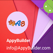 AppyBuilder Subscription