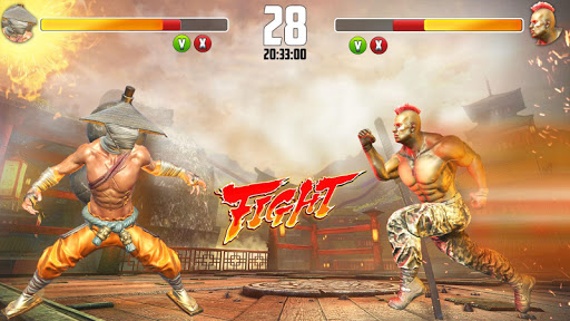 Grand Heroes vs Gangsters Ring Fight Screenshot