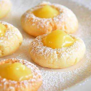Lemon Curd Cookies Recipes.