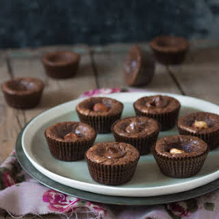4-Ingredient Nutella Muffins.