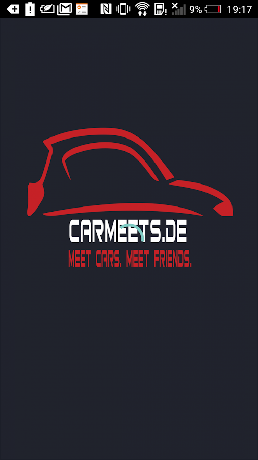 Carmeets.de - Die ultimative Autotreffen-App!- screenshot