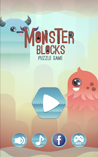 Monster Blocks - náhled
