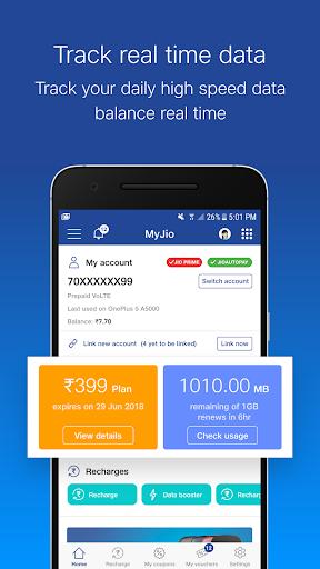 MyJio 5.0.10 screenshots 6