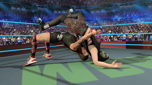 Bad Girls Wrestling Rumble: Women Fighting Games apktram screenshots 5