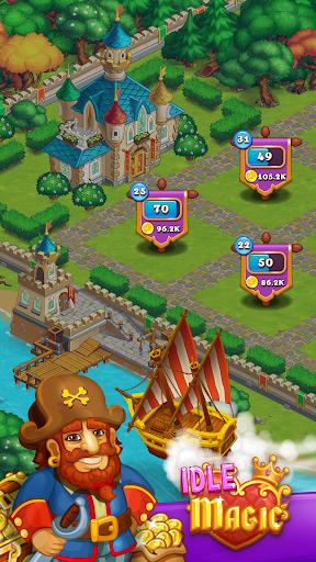 Idle Magic:Builder,Miner,Farmer at Click Away City 1.17 screenshots 12
