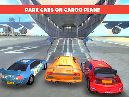 Race Car Transporter Airplane 1.9 screenshot 975054