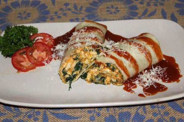 Marie's Breakfast Burrito