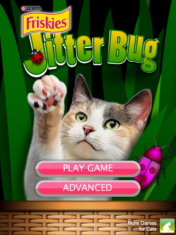 Friskies JitterBug- screenshot