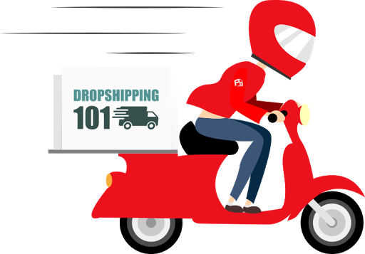 Dropshipping 101 Bike Delivery