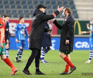 """Coach Oostende na nederlaag in Gent: """"Ik weet niet wat we moeten doen om te scoren"""" en """"7-2 voor ons in de kansen, maar ..."""""""