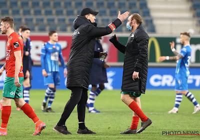 """L'enthousiasme d'Alexander Blessin: """"Le Standard, Gand, Malines: c'est génial!"""""""