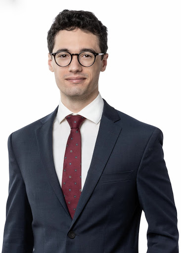 Conversations with valedictorians: Alec Sader, Faculty of Law