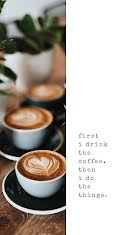Proudly Caffeinated - Instagram Story item