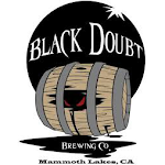 Logo for Black Doubt Brewing Company