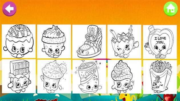 Dibujar Libro Para Colorear De Shopkins Apk 1.0.0.0