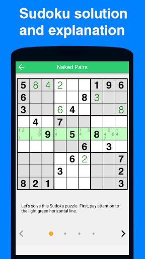 Sudoku - 5700 puzzles Free apktram screenshots 4